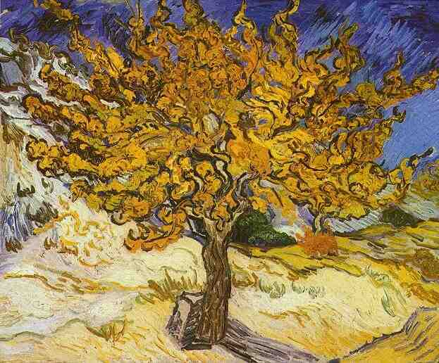Pedir Reproducciones De Bellas Artes | morera , Los de Vincent Van Gogh | Most-Famous-Paintings.com