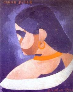 Francis Picabia - Chica joven (Jeune fille)