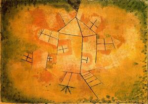 Paul Klee - Casa giratoria